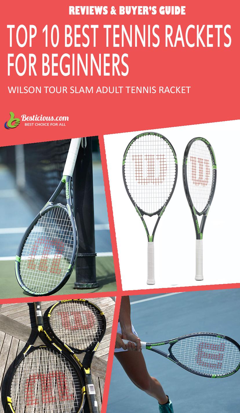 wilson tour slam tennis racket review