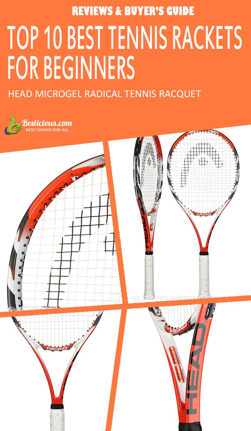 HEAD MicroGel Radical Tennis Racquet Review
