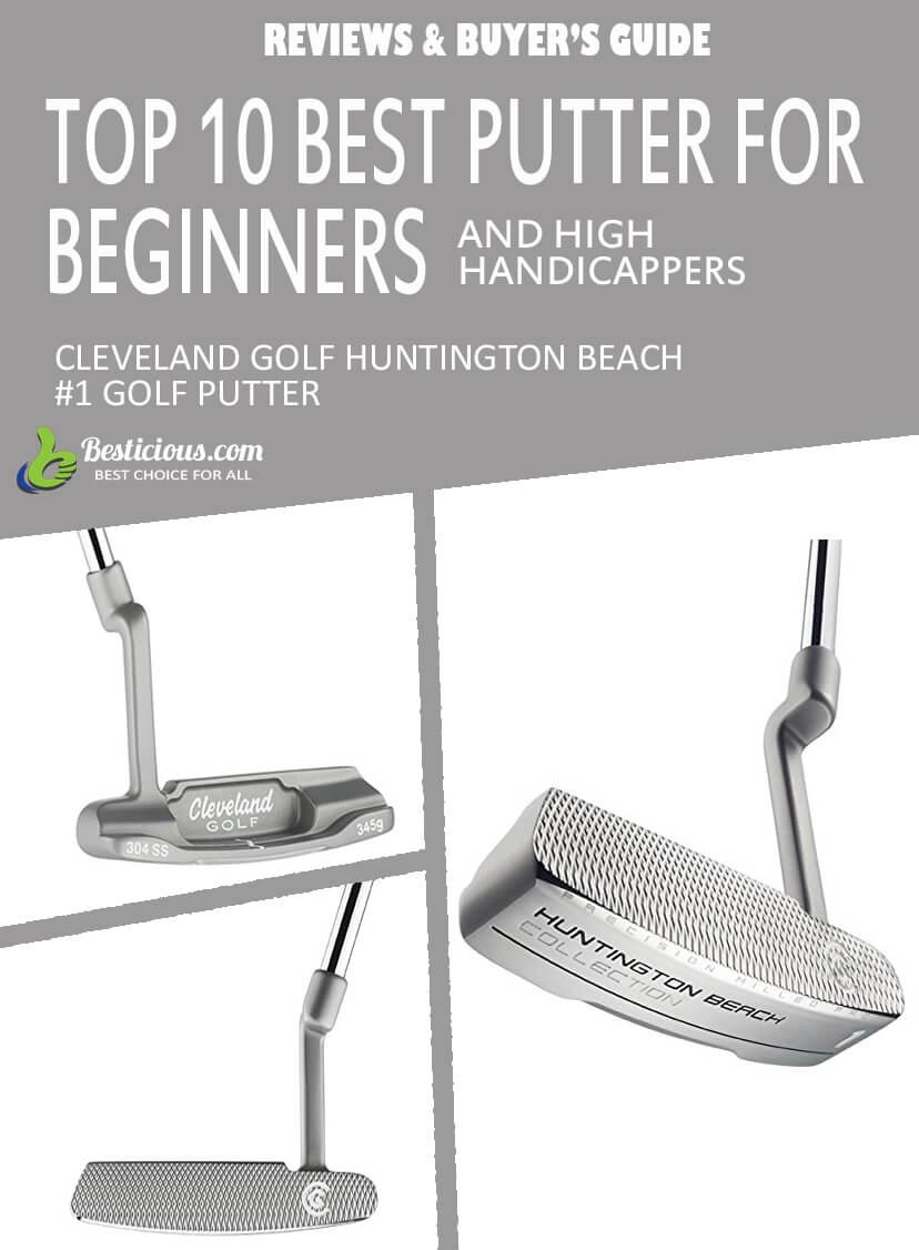 Cleveland #1 Golf Putter