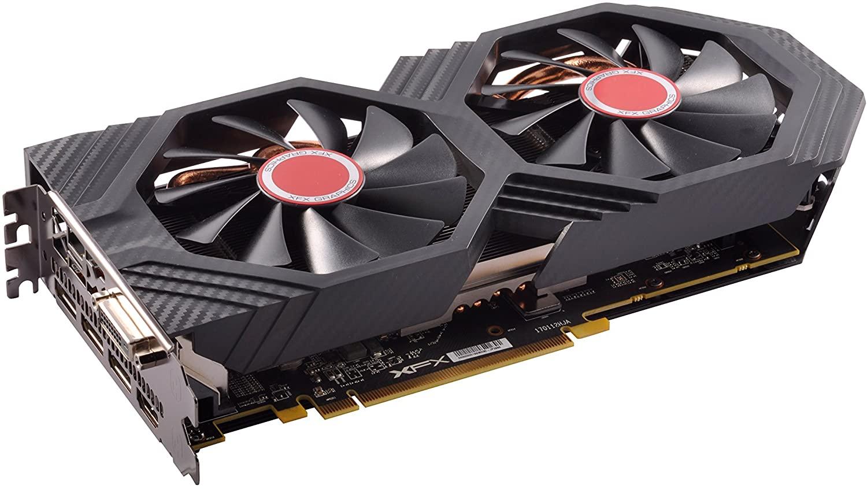 XFX Radeon RX 580 GTS Black Edition